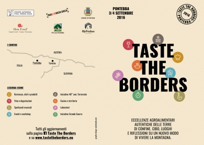 Taste The Borders 4ª edizione